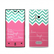 DecalGirl NL28-LIVELAUGHLOVE Nokia Lumia 928 Skin - Live Laugh Love