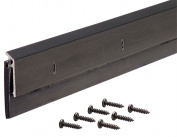 M-d Products 68254 90cm . Bronze Anodized Door Sweeps With Drip Caps