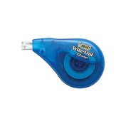 BIC Usa Inc BICWOTAPP11 Bic Wite Out Ez Correct Correction Tape Single