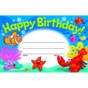 Trend Enterprises Inc. T-81055 Happy Birthday Sea Buddies