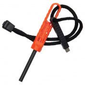 Polystriker Fire Starter - Orange & Black