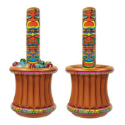 Beistle 54078 Inflatable Tiki Totem Cooler Pack Of 6