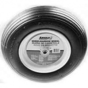 Arnold Corp WB-438 20cm . 408 400 2Ply Ribbed Tread Wheel