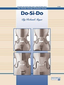 Alfred 00-17339S S Do-Si-Do-Ss Book