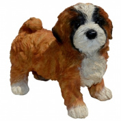 Michael Carr Designs MCD80090 Dive-Lhasa Apso Puppy Small