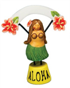 Costumes for all Occasions FF551743 Hula Girl Food -place Setter 3