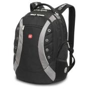 SwissGear 11912215 Polyester Laptop Backpack - Black 46cm .