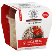 Cucina & Amore Quinoa Meal Spicy Jalapeno & Piquillo 220ml Case Of 6