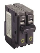 Eaton 606930 Chq Series 2-Pole Classified Breaker 30A Sqd Pack of 2