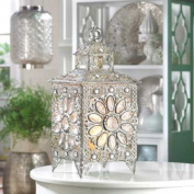 Eastwind Gifts 15226 Crown Jewels Candle Lantern