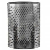 Platinum Wastebasket -pack of 3