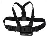 Kabalo Adjustable Elastic Chest Strap Mount Chesty Harness For Gopro Hd Hero 1 2 3 3+ 4