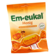 Em Eukal Honey-Filled Sweets Contain Sugar 75 g