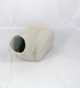 25 Disposable 900ml Cardboard Pulp Urinal Bottles Hospital Style