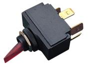 Sea Dog 420118-1 Illuminating Toggle Switch, On/Off/On