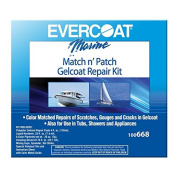 Fibreglass Evercoat Match and Patch Kit
