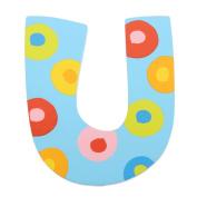 Tatiri Spots & Stripes Letter U