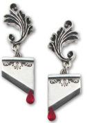 Alchemy Gothic E310 - Marie Antoinette -Earrings