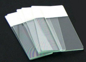 Olympia Sports 16450 Colour Coded Microscope Slides - White