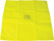 Olympia Sports FB379P Yellow Penalty Flag with Weighted Centre