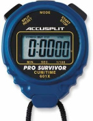 Olympia Sports TL067P ACCUSPLIT Pro Timer - Blue
