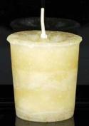AzureGreen CVHAST Astral Journeys Herbal Votive Candle in Cream