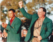 Mark OMeara Autographed Golf Masters Winner 8X10 Photo