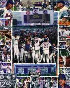 Autograph Warehouse 20358 Shea Stadium Tribute Art Lithograph Amazin Memories 1964-2008 18 x 24 New York Mets Limited Edition