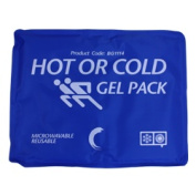 Current Solutions BG1114 28cm . x 14 in. resusable hot-cold pack-Low Back