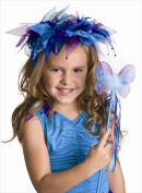 Little Adventures 66171 Teal Fairy Halo and Wand