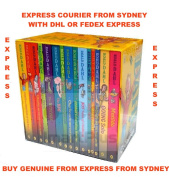 ROALD DAHL Collection Phizz Whizzing 15 Classic Books Box Set *SEALED* / EXPRESS COURIER SHIPPING