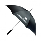Peerless VAL02-Black Value Golf Umbrella Black