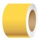 DIY Industries 25-500-4100-616 Floormark 10cm . x 30m - Sunflower Yellow