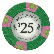 Bry Belly CPML-$25 25 Roll of 25 - Milano 10 Gramme Clay - $25