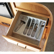 Camco 43503 Adjustable Cutlery Tray White