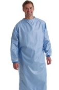 Cardinal Health 39515 Large Astound Surgical Gowns Standard Sterile Raglan Sleeves - 20 Per Box