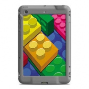 DecalGirl LIPMN-BRICKS Lifeproof iPad Mini NUUD Skin - Bricks