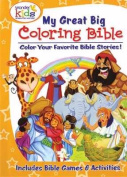 Concordia Publishing House 302216 My Great Big Colouring Bible