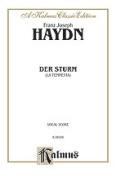Alfred 00-K06938 Haydn Der Sturm - La Tempesta Vs Book