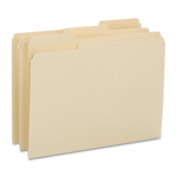 Business Source BSN16515 File Folder Letter .190cm . Exp. 14PT .80cm . 50-BX Manila