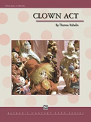 Alfred 00-36718S S CLOWN ACT-CB