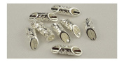 Pack of 8 Hollow Cut Tube Spacer
