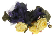 Yellow Roses Clip