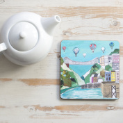 Clifton Balloons Square Teapot Stand