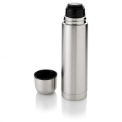 Isolating flask - silver