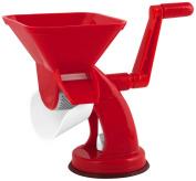 in Home Rombo 8003512664502 Manual Tomato Press Red Plastic