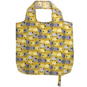 Dotty Sheep Packable Bag