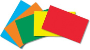 Top Notch Teacher Products TOP3661 Border Index Cards 4 X 6 Blank Primary Colours 100Ct
