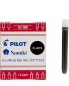 Pilot Corp. Of America 69100 Refill Cartridge For Plumix Fountain Pen Black