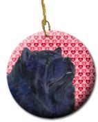 Carolines Treasures SS4501CO1 7.1cm x 7.1cm . Chow Chow Ceramic Ornament